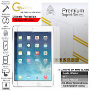 Ipad And Galaxy Tabs Tempered Glass Scratch Proof Film Screen Protector Guard