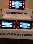 Crestron Tpmc-4sm-b Room Scheduling Touch Screen Black