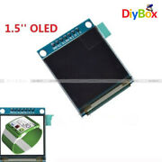 1.5'' Inch Spi Oled Display 65536 Color Lcd Module Ssd1331 128128 For Arduino