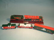 Xand039mas Franklin Mint Train 1998 North Pole Limited Diecast Ho Scale With Display