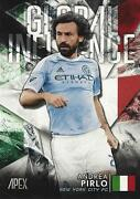 2016 Topps Apex Major League Soccer And039global Influenceand039 Insert / Chase Card - Mls