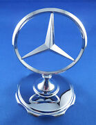 Mercedes Benz Star Assembly / Hood Ornament For All Ponton To 1963