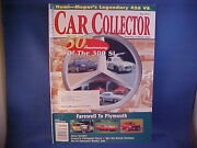 Car Collector July 2002--featuring Buick Chevrolet Dodge Mercedes-benz Plymouth