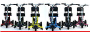 Triaxe Mobility Sport Scooter - Folding Fun And Portable - From Mobilityscoot.com
