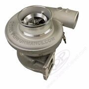 Bd-power Trackmaster Turbo 1.25 A/r Marmon Flange Fits Dodge Ram Ford Chevy..