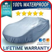 Fits. [cadillac Brougham] 1985 1986 1987 1988 1989 1990 1991 1992 Car Cover