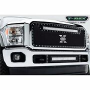 Fits 11-13 Ford 6.7l Diesel T-rex Torch Series Led Light Grille..