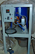 Gas Furnace For Melting Pewter - Zinc - Lead/tin Alloys
