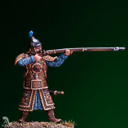 Chinese Warrior With A Musket Imperial China Painted Toy Soldier Pre Sale | Art