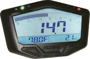Koso Ba029001 X-2 Boost Gauge With Air/fuel Ratio And Temperature