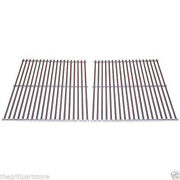 Jenn Air Gas Grill Stainless Steel Hd Set Cooking Grates 25 1/8 X 19 1/4 563s2