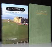 St. Andrews How To Play The Old Course Signed Desmund Muirhead Golf Architect