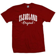 Cleveland Original Outlaw T-shirt - Og Born In Ohio Tee - All Size And Colors