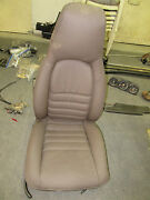 Porsche 944 Electric Seat Nicely Recovered This Is Spectacular