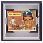 1956 Topps Danny O'connell 272 Nm-mt+ Superb Baseball Card For Your Set M99c