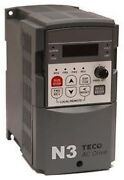 Teco Westinghouse Drive N3-440-n1 40hp/64a 460v In 460v Out Variable Speed New