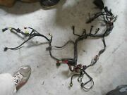 2006 Evinrude E-tec 250hp Outboard Complete Engine Wiring Harness