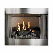 Outdoor Traditional 42 Premium Fireplace Op42fp32mn - Natural Gas