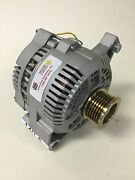 65-85 Ford Mustang 3g High Output Small Case 1 One Wire Alternator 140a 6 Groove