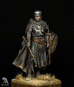 Knight Hospitaller Jerusalem Catholic Painted Toy Soldier Pre-sale   Museum