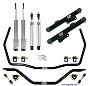 Qa1 Handling Level 1 Suspension Kit Fits 1990-1993 Ford Mustanggt-lx-5.0