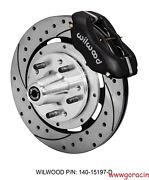 Wilwood Forged Dynalite Pro Series Front Brake Kitfits Chryslerdodgeplymouth