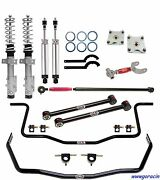 Qa1 Handling Level 2 Complete Suspension Kit - Fits 2005-2010 Ford Mustanggt