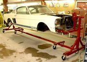 Auto Restoration Professional Series Auto Rotisseries With Bearing Supports-