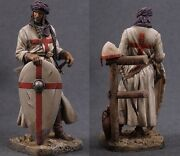Tin Toy Soldiers Elite Painted 90mm Crusader Knight