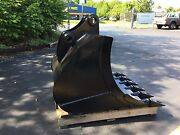 New 36 Heavy Duty Excavator Bucket For A Case Cx75 W/ Coupler Pins