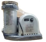 Replacement Intex 1500 Cartridge Filter Pump Only For Above Ground Pool