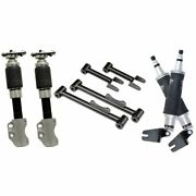 Ridetech Air Suspension System Fits 1979-1989 Ford Mustanggt5.0 - Fox Body