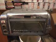 Kenmore Automatic Rotisserie Broiler Grill...model 35.69211...old Rare...