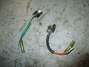 2002 Yamaha 40hp 2 Stroke Outboard Thermoswitch Set 6h4-82560