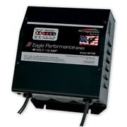 Genie Articulating Z-boom Z-45/25dc Battery Charger Also Fits Z-45/34dc Models