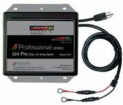 Dual Pro Professional Ps1 Battery Charger - 12v 15a Marine Charger For Wet/agm