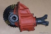 Nine Inch Ford Third Member With Mini Spool 583 Gears9 Ford Rear End