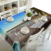 3d Holiday 415 Tablecloth Table Cover Cloth Birthday Party Event Aj Wallpaper Au