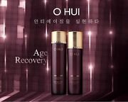 [ohui] Age Recovery Skin Softner 150ml + Emulsion 130ml Anti-aging Tracking No