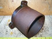 Old York Cast Iron Belt Pulley Hit Miss Gas Engine Magneto Steam Tractor Oiler