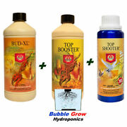 House And Garden Bud Xl Top Booster Top 1l Shooter 500ml 4 Large And Big Bud Set