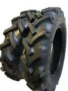 6.00-16, 6.00x16 2 Tires + 2 Tubes 8 Ply Road Crew R1 Knk50 Farm Tractor Tire