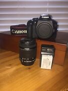 Canon Rebel T2i/ Eos Kiss X4 Body With Ef-s 18-55mm