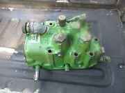 1955 John Deere 50 Farm Tractor A8604r Hydraulic Valve Assembly Free Shipping