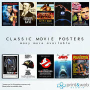 Classic Vintage Movie Posters Wall Decor Print Art