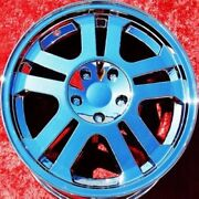 Set Of 4 Chrome 17 Ford Mustang Gt Oem Factory Wheels Rims 3590