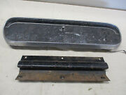 1965-1966 Ford Mustang Glovebox Door Hinge And Button Parts Only