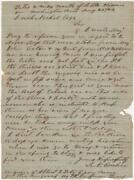 Civil War Letter About Enslaved Workers Stolen From A Confederate Officer