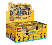 Lego Series 12 Collectible Minifigures 71007 Factory Sealed Case Of 60