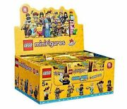 Lego Series 12 Collectible Minifigures 71007 Factory Sealed Case Of 60 New